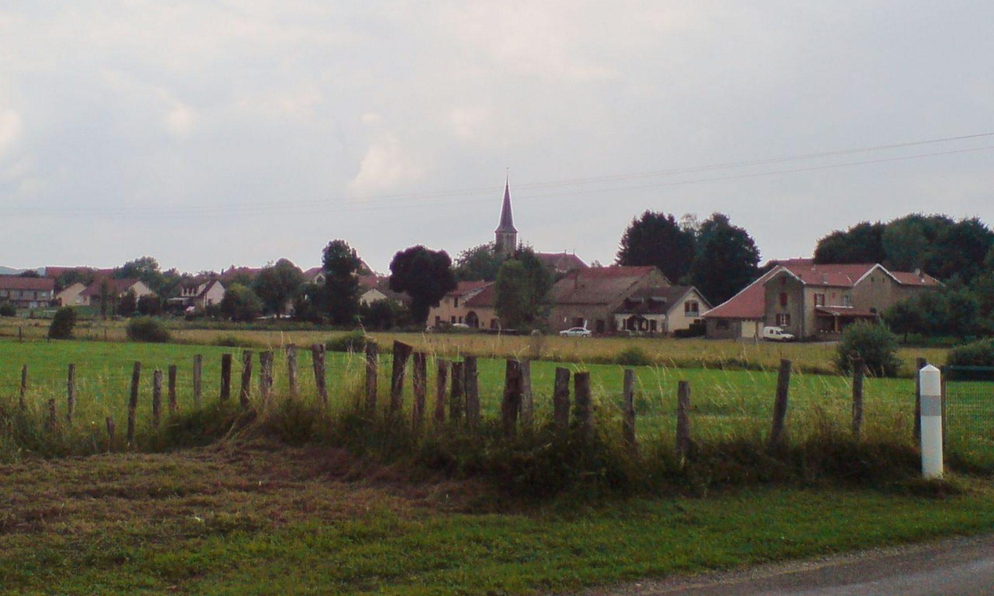 Commune de Bouhans Lès Lure